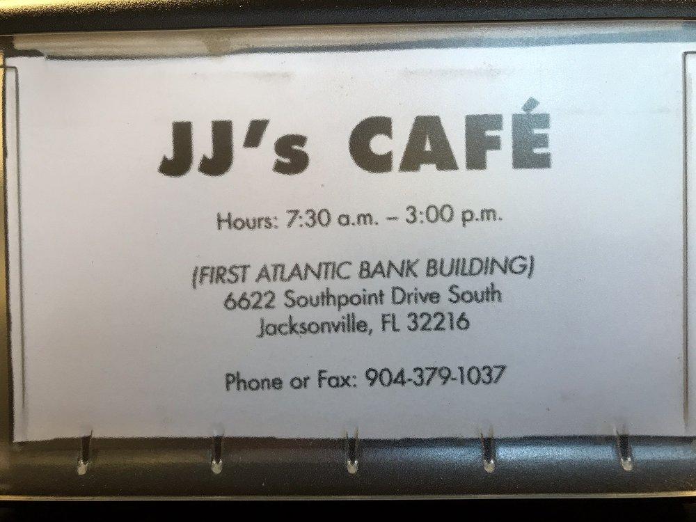J J's Cafe: 6622 Southpoint Dr S, Jacksonville, FL