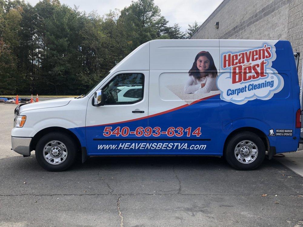 Heaven's Best -  Upholstery & Carpet Cleaning: 4222 Fortuna Center Plz, Dumfries, VA