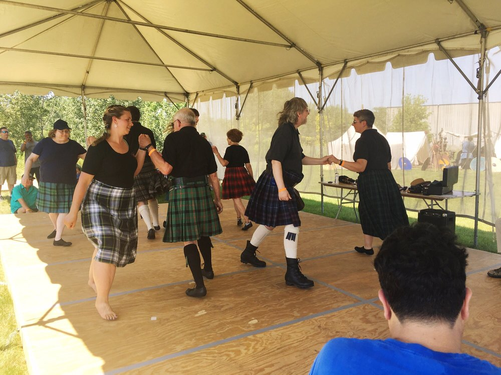 Minnesota Scottish Fair & Highland Games