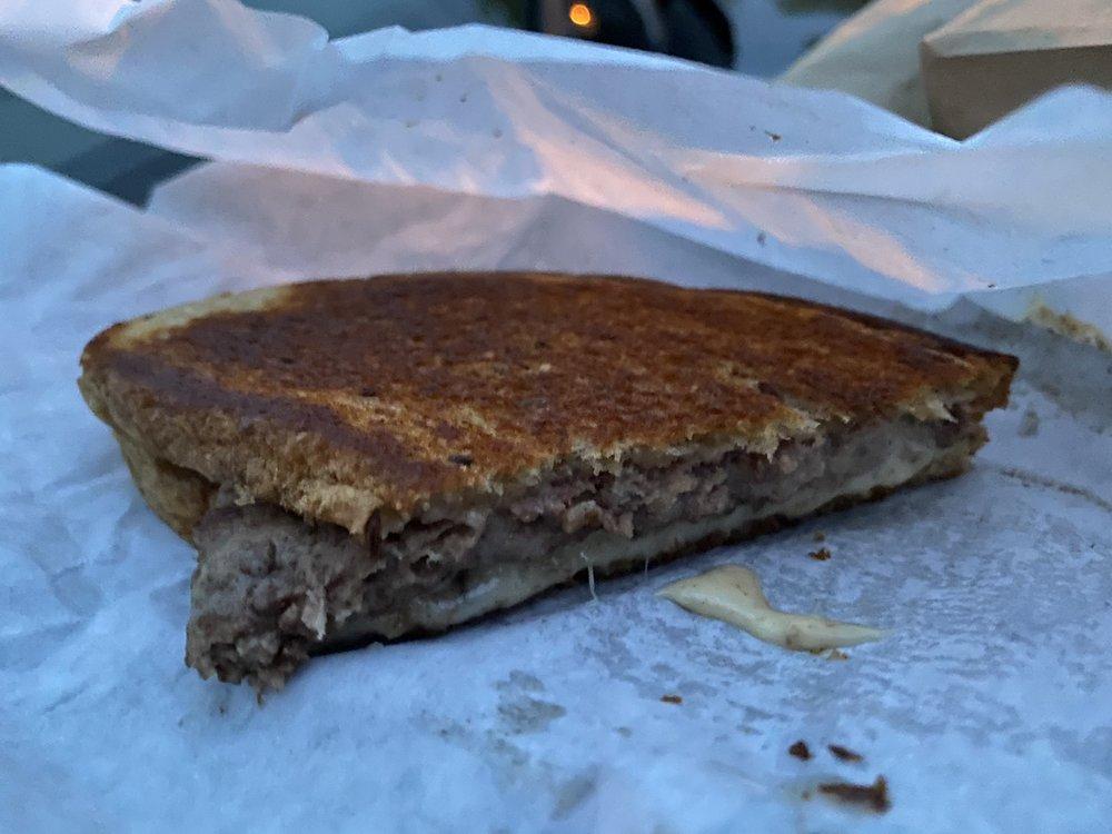M & G Burgers & Beverages: 2017 Sir Francis Drake Blvd, Fairfax, CA