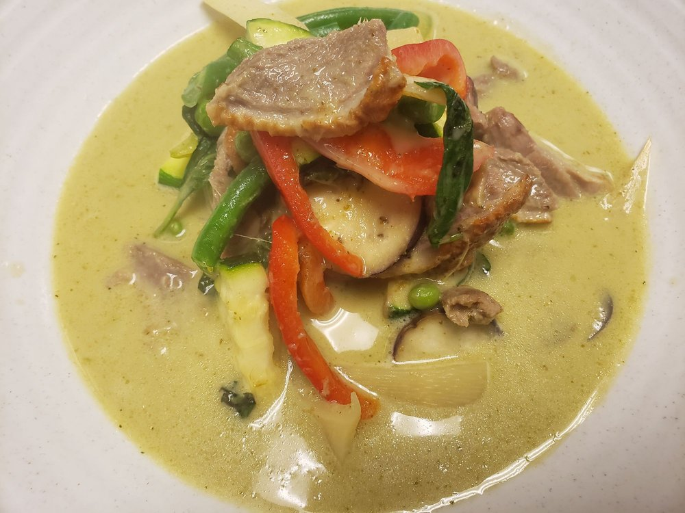 Mai Thai Restaurant: 1457 Rt 209, Brodheadsville, PA