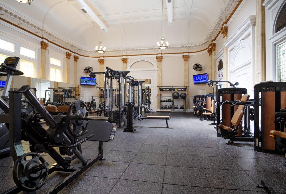 Live Fit Gym & Wellness Club: 403 Arguello Blvd, San Francisco, CA