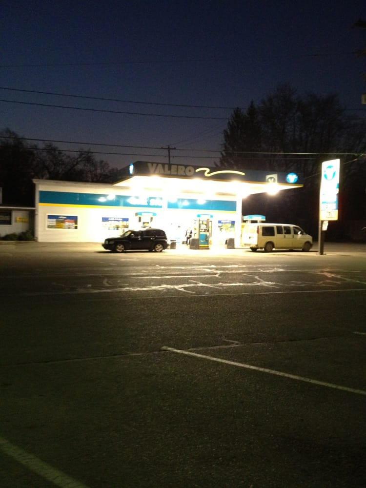 Valero: 135 S Saginaw St, Byron, MI