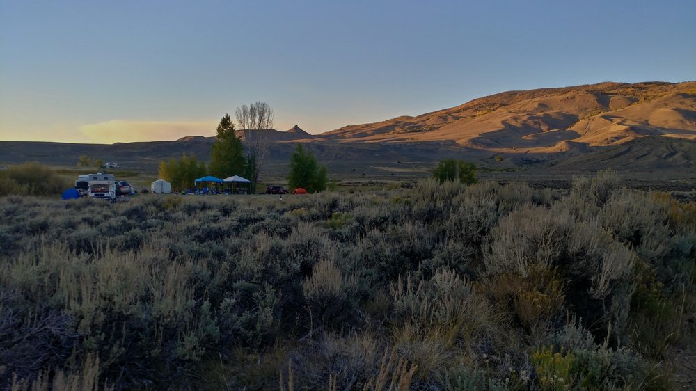 Cow Creek South Campground: 124 Hwy 9 N, Fairplay, CO