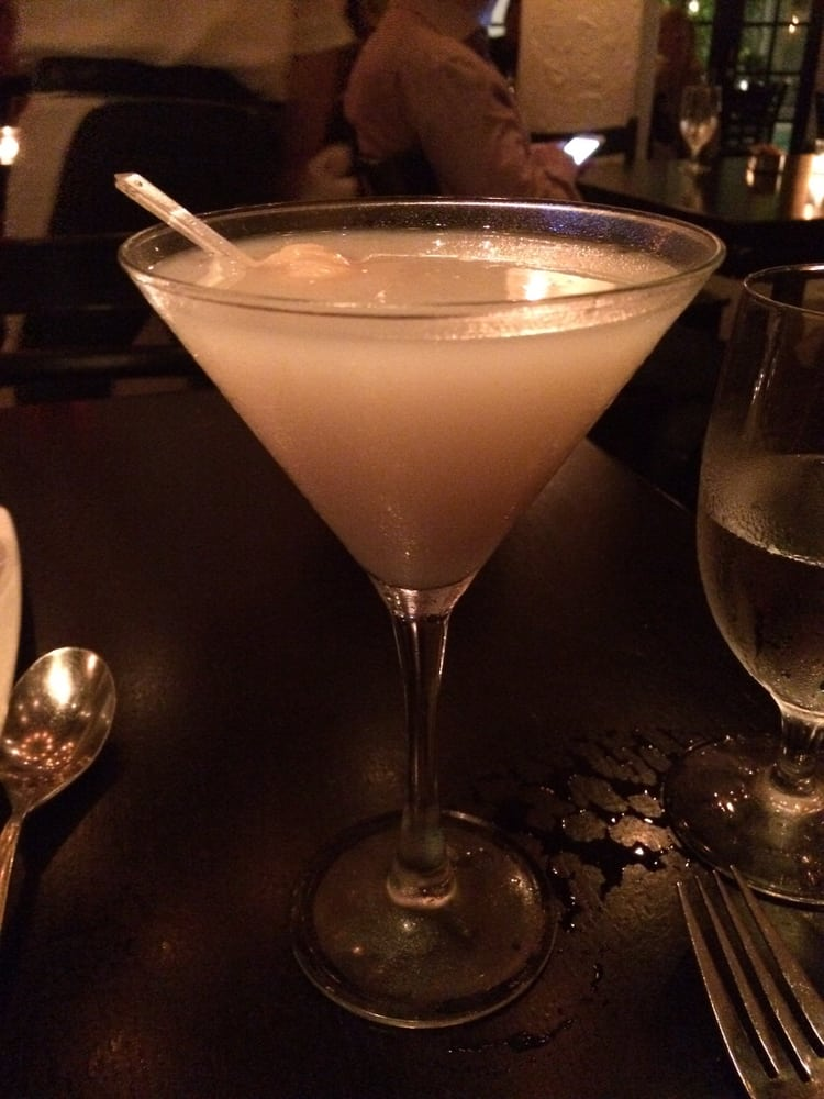 Lychee martini yelp for Prime fish miami