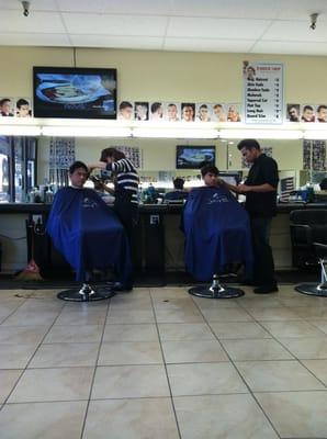 Icut Barber Shop San Diego CA United States