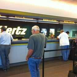 Hertz Rental Car Metro Detroit Airport