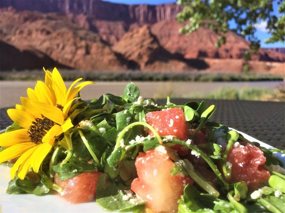 River Grill Restaurant: Mile 17 Hwy 128, Moab, UT