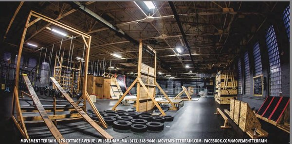Movement Terrain OCR Fitness - Gyms - 176 Cottage Ave