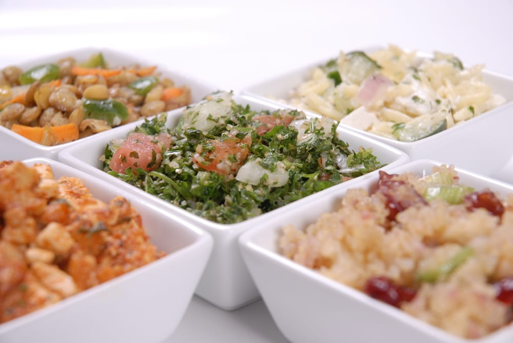 Ghossain's Gourmet Mediterranean Foods: 3990 South Ave, Youngstown, OH