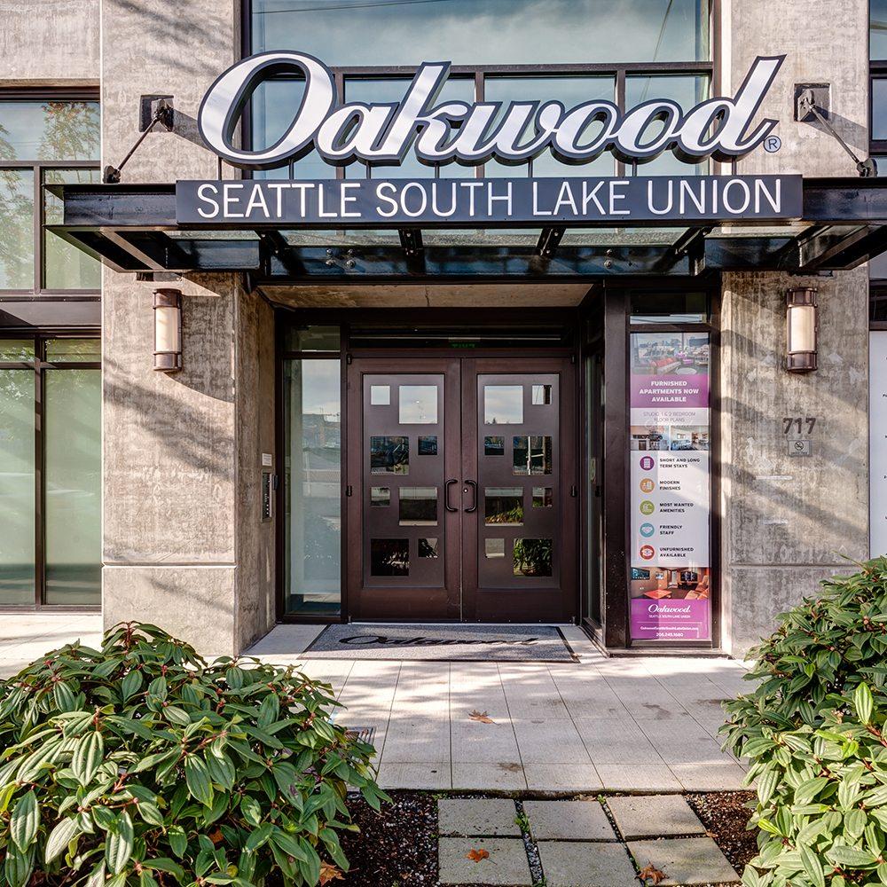 Oakwood Seattle South Lake Union: 717 Dexter Ave N, Seattle, WA
