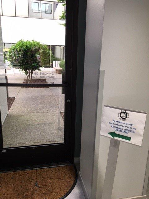 Alameda County Clerk-Recorder - Dublin Satellite Office ...