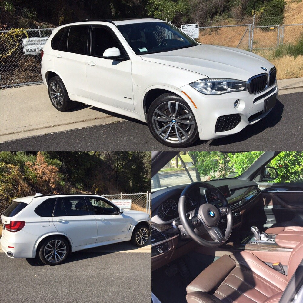 Southern California Client's Beautiful 2014 BMW X5 35i M