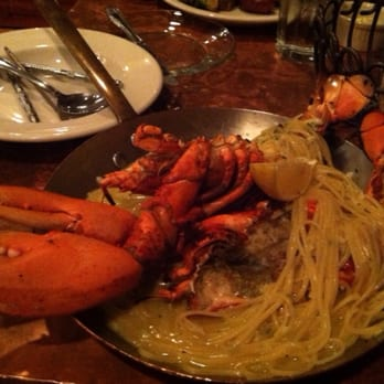 Photo Of 51 Wharf Restaurant Portland Me United States Amazing Lobster Pasta