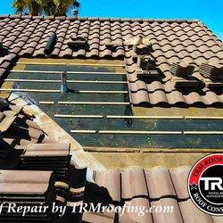 Photo Of Trm Roofing   Mesa, AZ, United States. Phoenix Tile Roof Repair