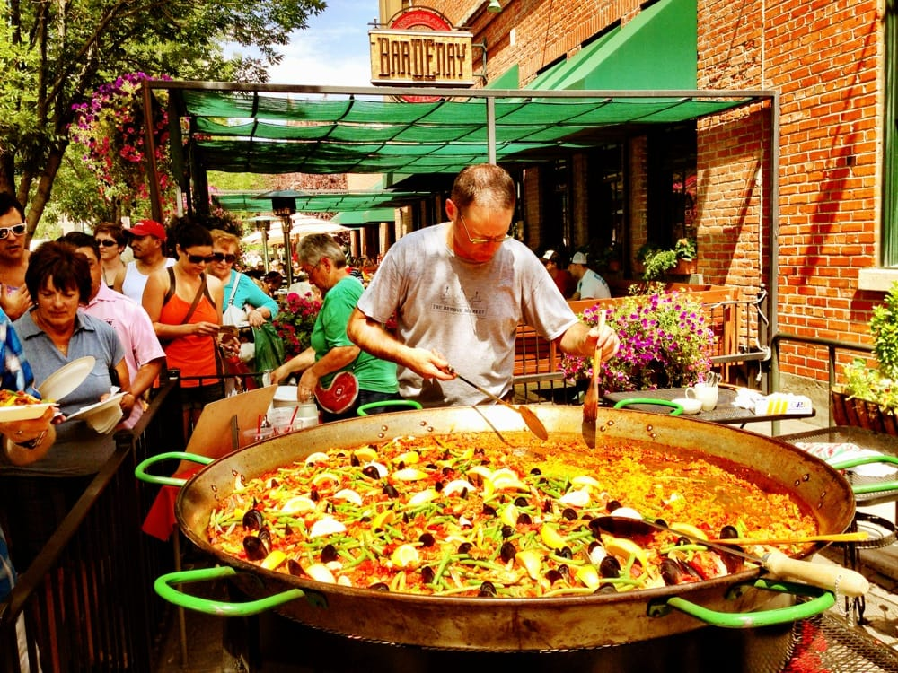 Restaurants That Sell Paella Near Me