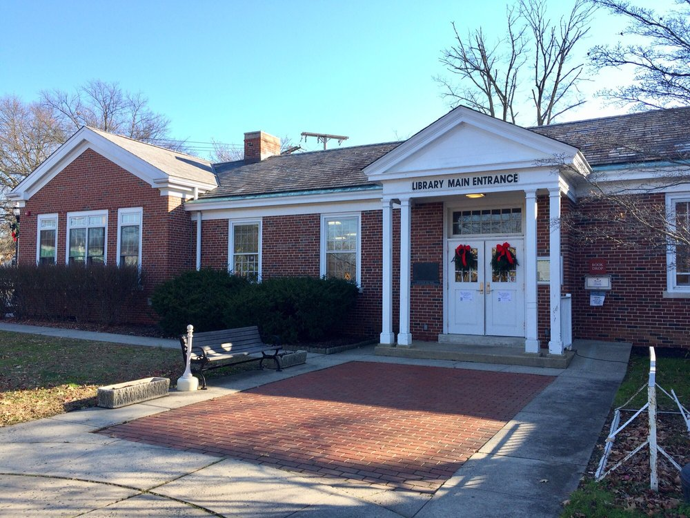 Mercer County Library - Hightstown Branch - Libraries - 114