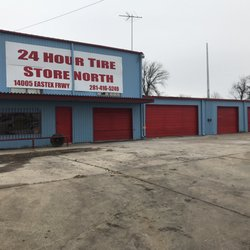 24 Hour Tire Shop North Tires 14005 Eastex Fwy Houston Tx