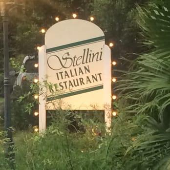 Stellini Italian Restaurant Hilton Head Island Sc