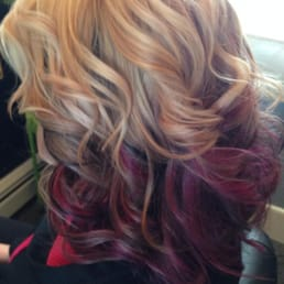 Photos for voila hair day spa yelp for Adalia salon westbrook me