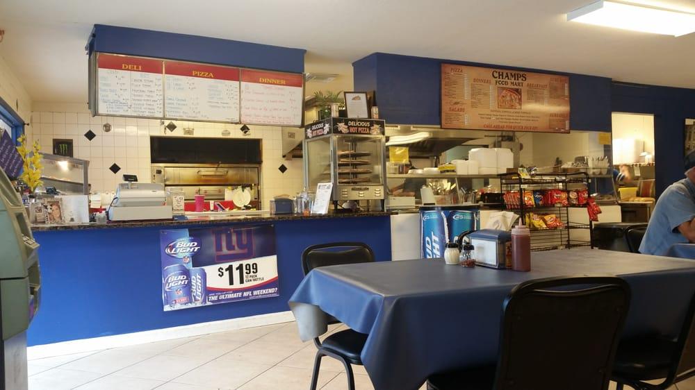 Champs Food Mart & Pizza
