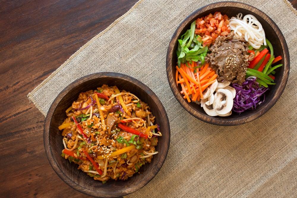Suji s korean grill 134 foto e 72 recensioni cucina for Cucina coreana