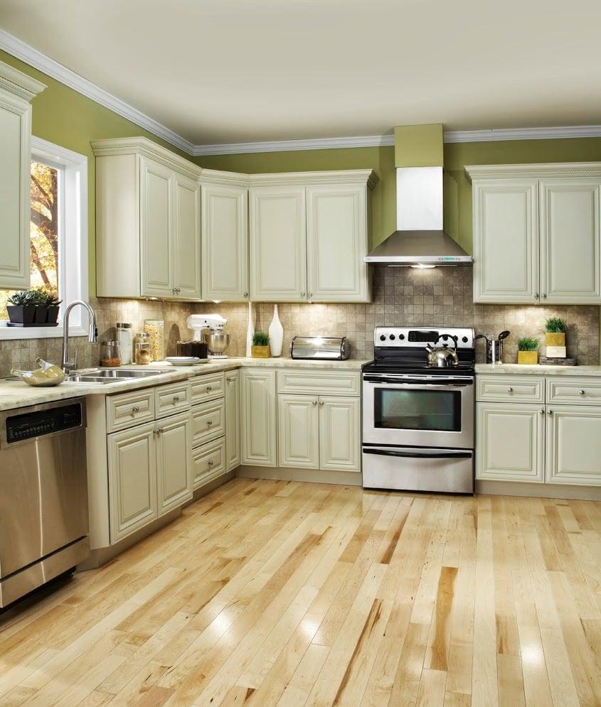 B Jorgesen Amp Co Victoria Ivory Kitchen Cabinets Yelp