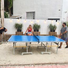 Photo Of Roam Miami Fl United States Ping Pong
