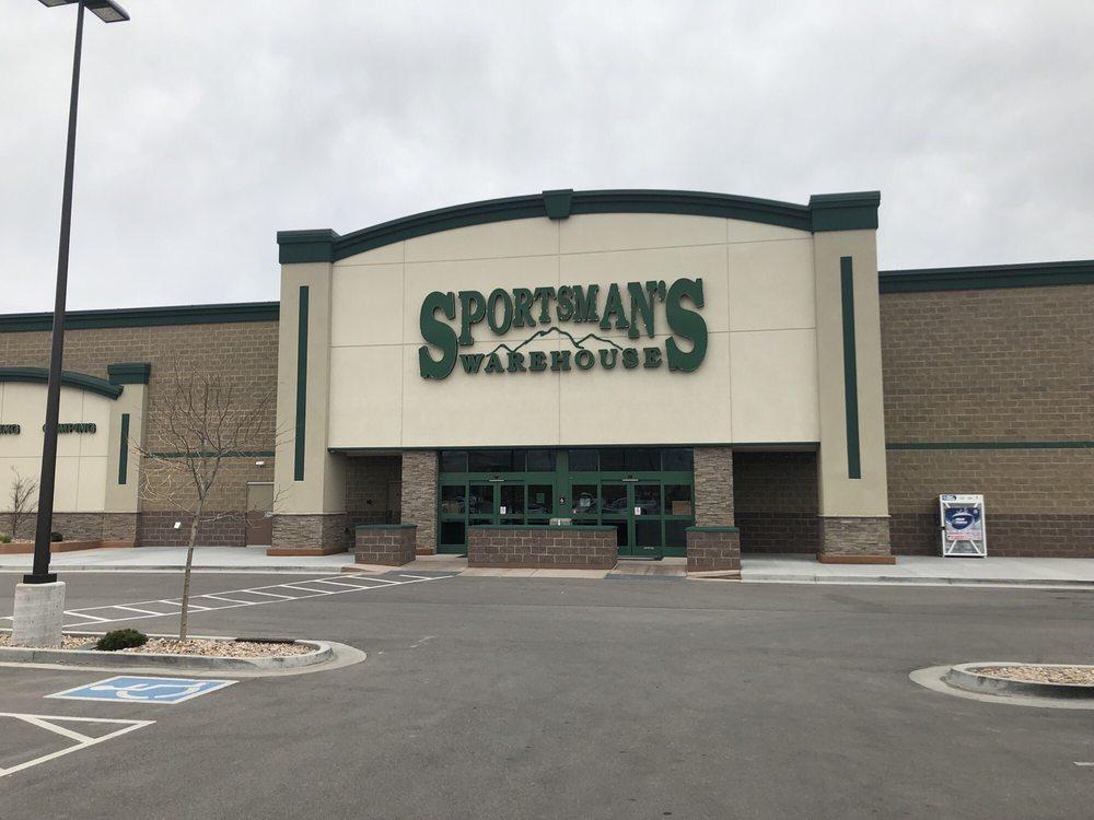Sportsman's Warehouse: 10462 S River Heights Dr, South Jordan, UT