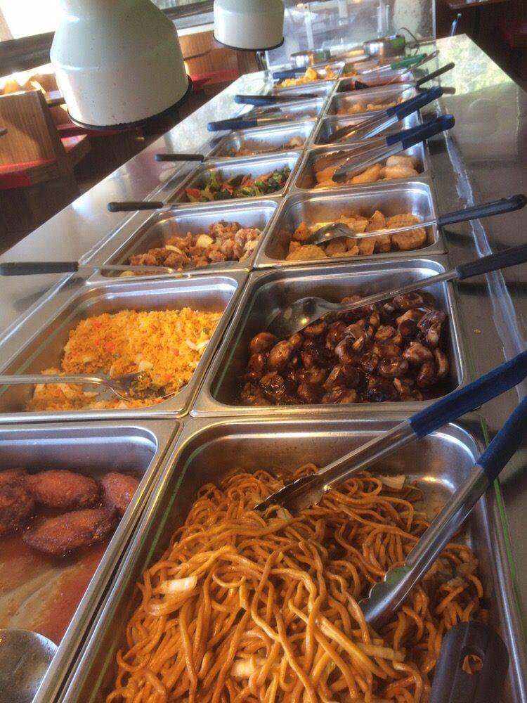 China 1 Restaurant: 503 S Main St, Abbeville, SC