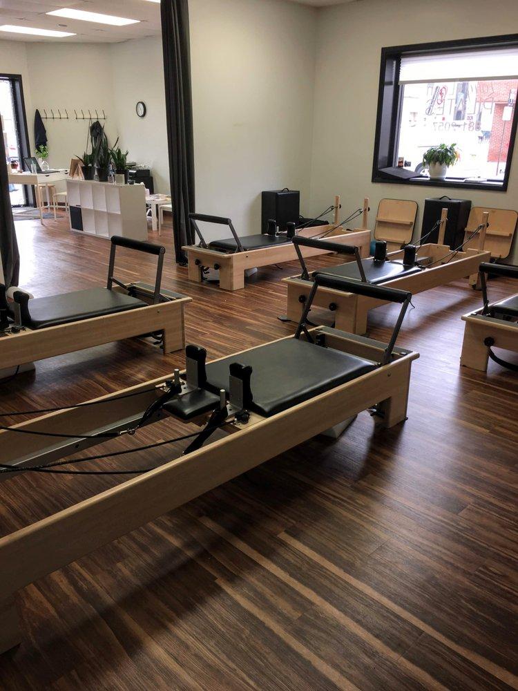 Long + Lean Pilates: 515 Elmwood Ave, Buffalo, NY