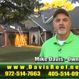 Photo Of Davis Roofing Company   Carrollton, TX, United States. Roofing  Contractor