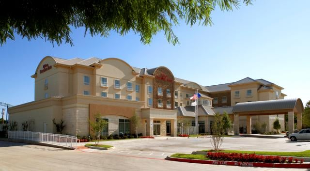 Welcome To The Hilton Garden Inn Dallas Arlington Texas Hotel Where We Have Perfected The