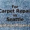 Regis Carpet Repair: Seattle, WA