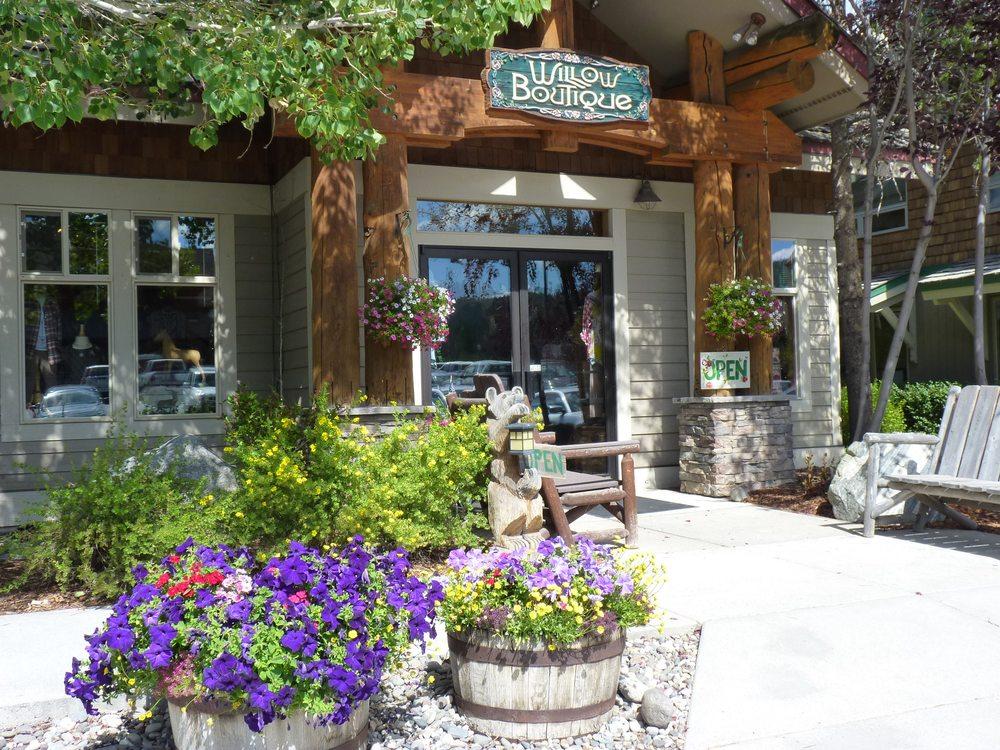 Willow Boutique: 151 Center Ln, Big Sky, MT