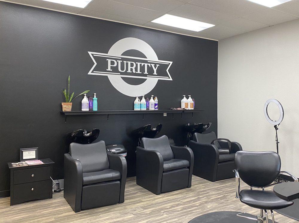 Purity Salon & Spa: 607 E Tyler St, Athens, TX
