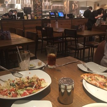 Astonishing California Pizza Kitchen At Woodlands Order Food Online Home Interior And Landscaping Eliaenasavecom