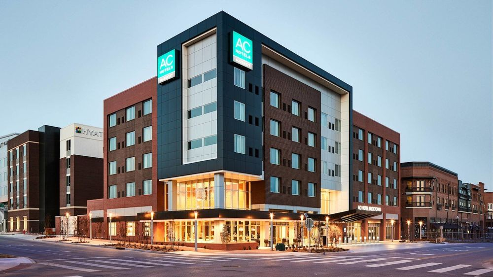 AC Hotels by Marriott Oklahoma City Bricktown