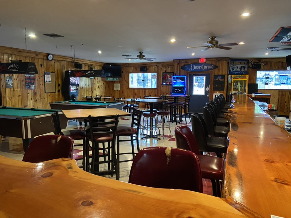 Mac's Stumble Out Pub: 146 S Wisconsin St, Lyndon Station, WI