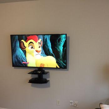 Photo Of Ideal Tv Installation Atlanta Ga United States Great Deals
