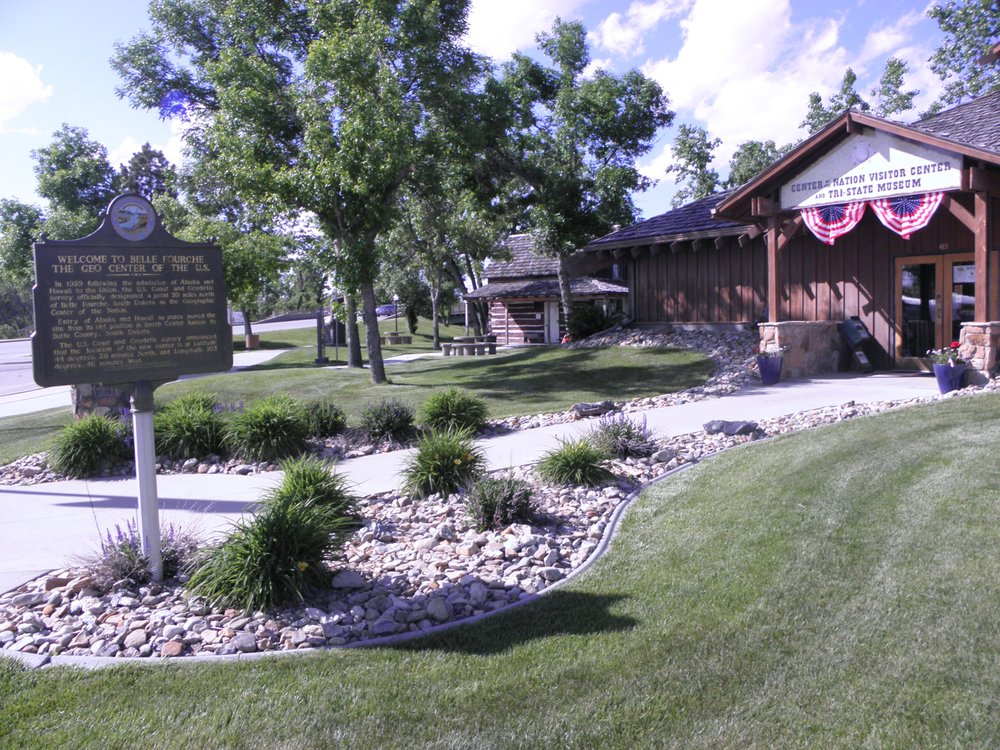 Tri-State Museum: 415 5th Ave, Belle Fourche, SD