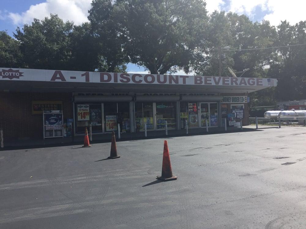 A-1 Discount Beverage: 1042 Berkley Rd, Auburndale, FL