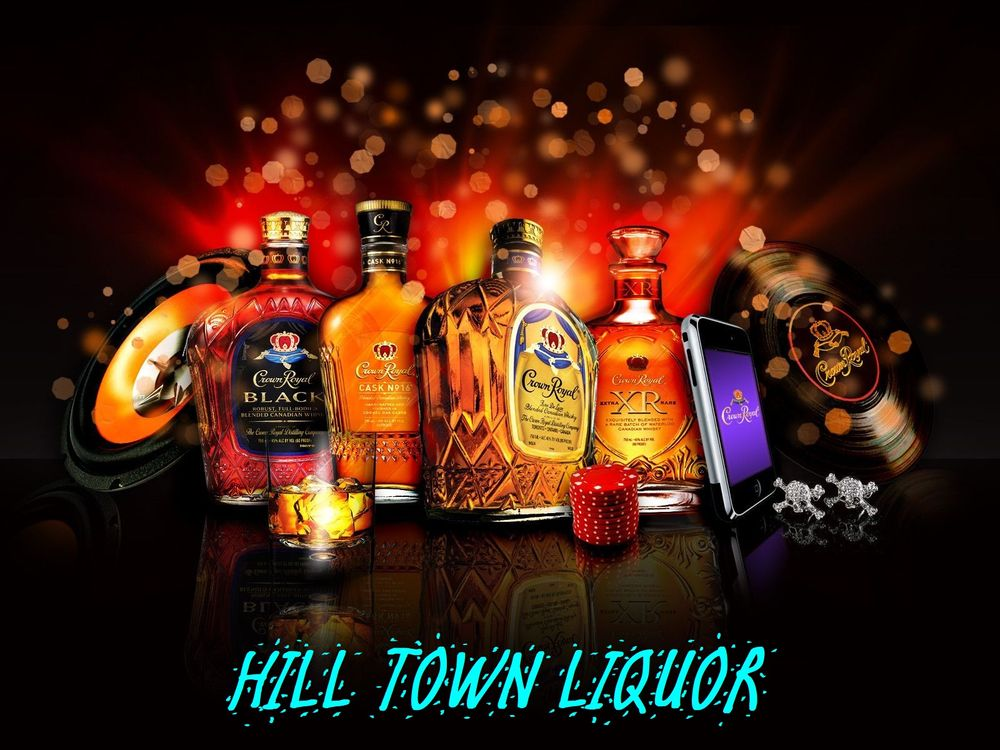 Hill Town Liquor: 3610 W Jefferson Blvd, Dallas, TX