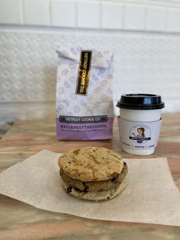 Detroit Cookie Company: 23421 Woodward Ave, Ferndale, MI