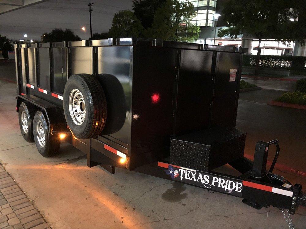 Texas Pride Trailers: 1241 Interstate 45 N, Madisonville, TX