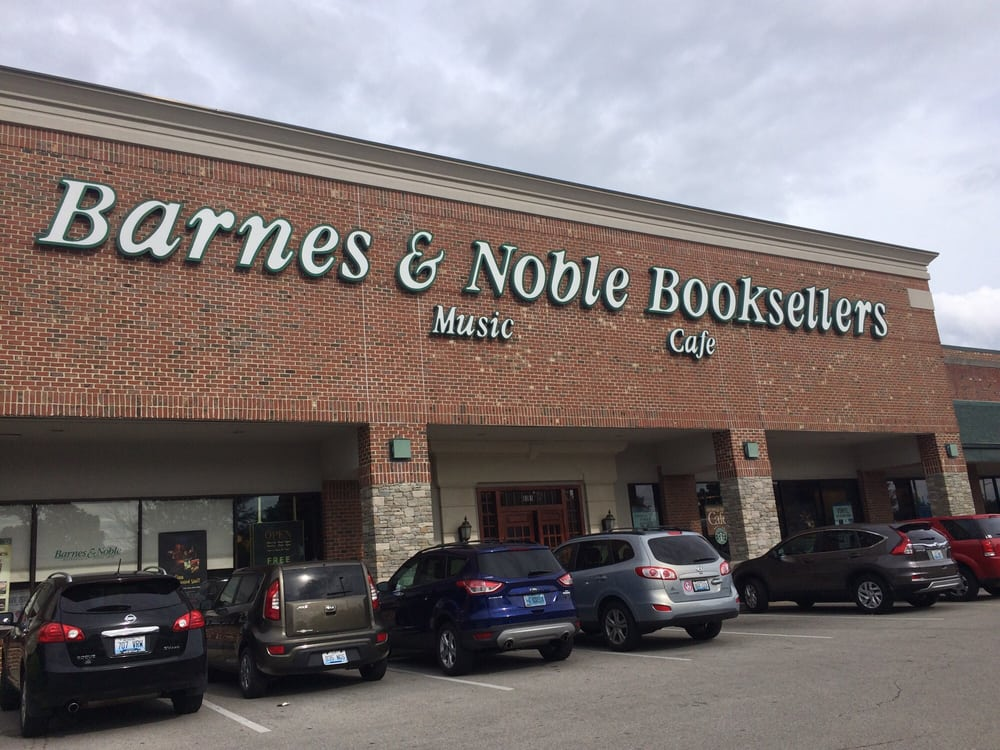 Barnes & Noble Booksellers: 801 S Hurstbourne Pkwy, Louisville, KY