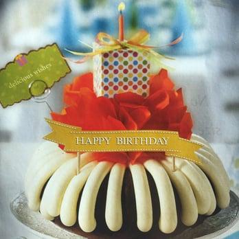 Bundt Cake Mission Viejo