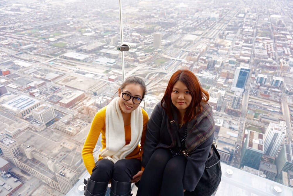 Willis Tower: 233 S Wacker Dr, Chicago, IL