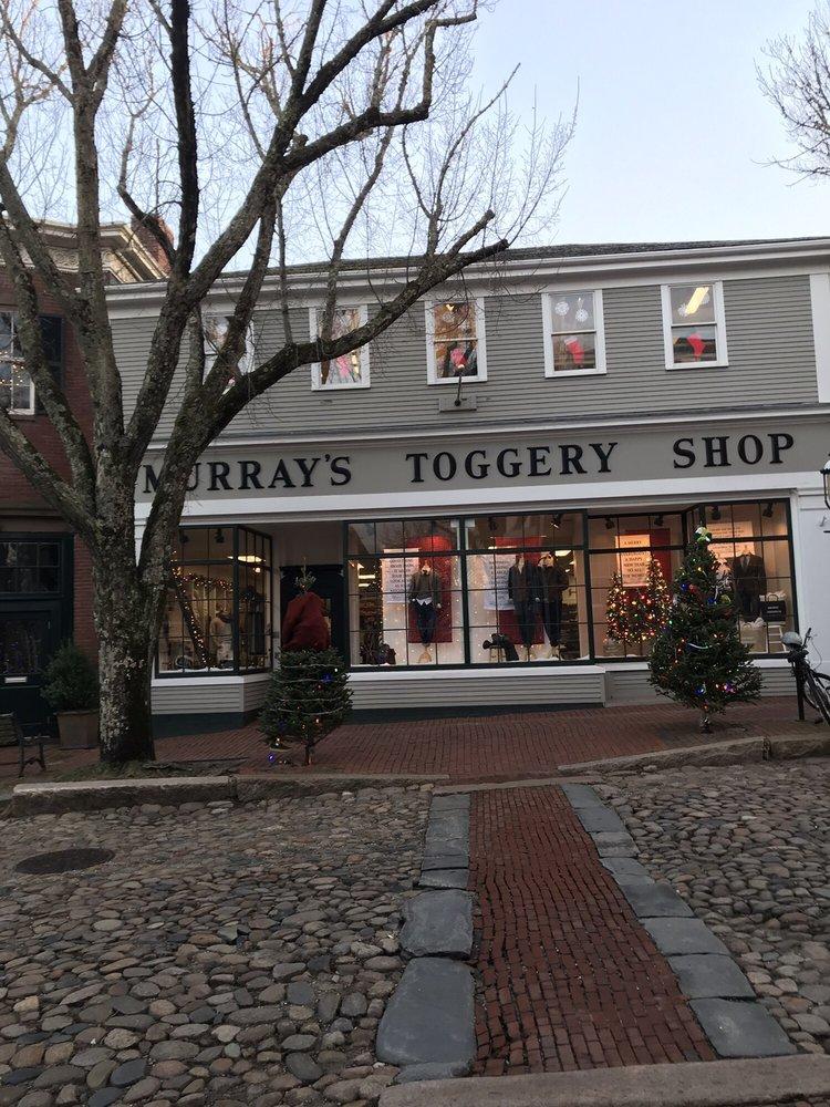 Murray's Toggery Shop: 62 Main St, Nantucket, MA