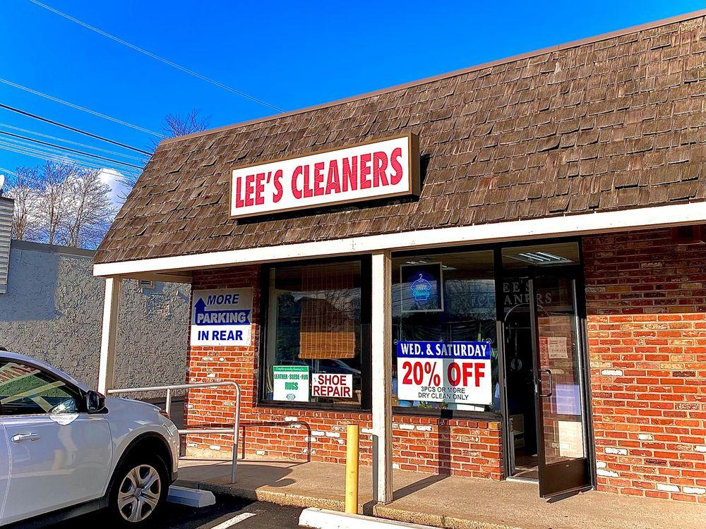 Lee's Cleaners & Shoe Repair: 316 Horsham Rd, Horsham, PA